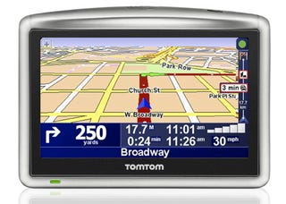 Illustration for article titled TomTom One XL Makes Official Debut with Larger, Wider Touchscreen