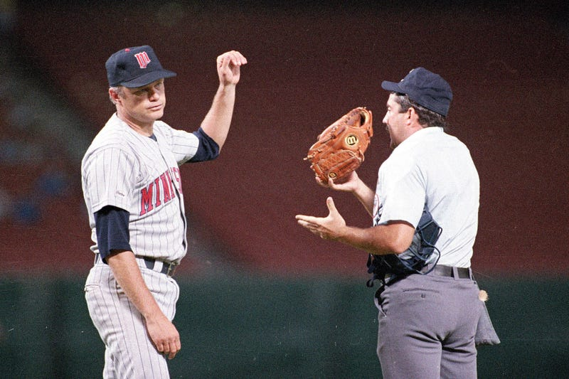 Illustration for article titled The Long History Of Pitchers Getting Caught Red-Handed