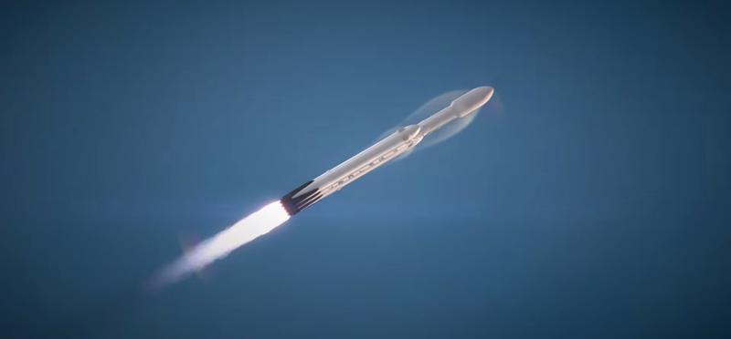 Illustration for article titled SpaceX imagina sus futuros cohetes espaciales: enormes y reutilizables