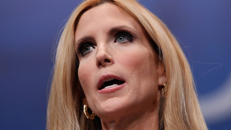 Illustration for article titled Genius Performance Artist Ann Coulter Is Now Pretending to Hate Soccer