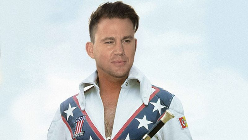 Illustration for article titled Darren Aronofsky might direct Channing Tatum in Evel Knievel biopic