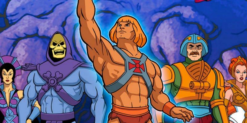 By the Power of Grayskull! Image: Mattel