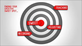 Illustration for article titled How to Find Your Creative Sweet Spot