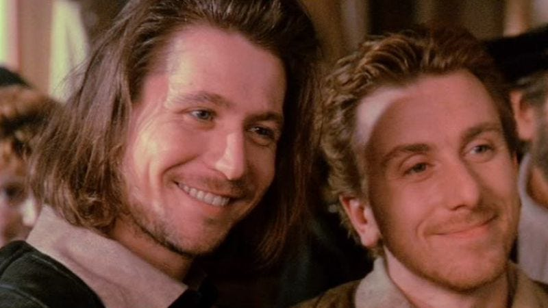 Illustration for article titled Rosencrantz & Guildenstern Are Dead, but their witty movie lives on