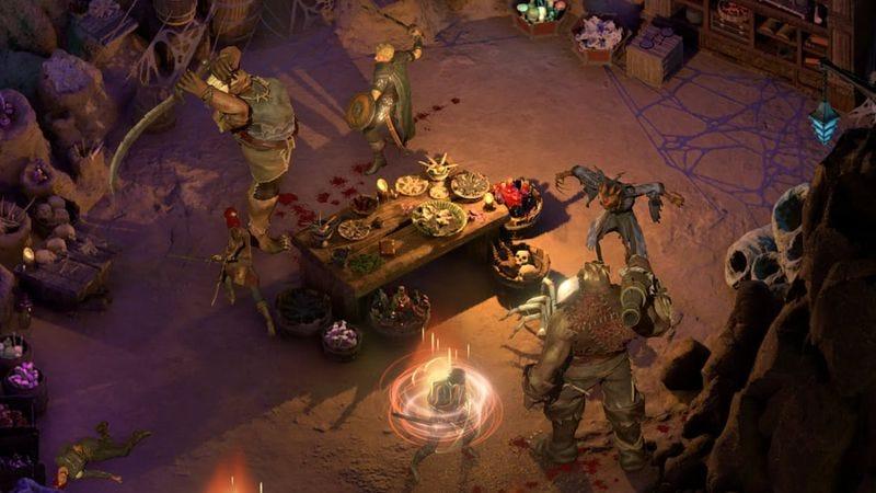 Screenshot: Pillars Of Eternity II: Deadfire/Obsidian Entertainment