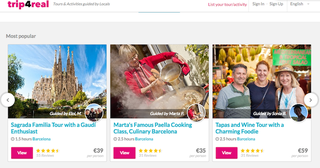 trip4real Helps You Book Travel Experiences in Europe with Locals
