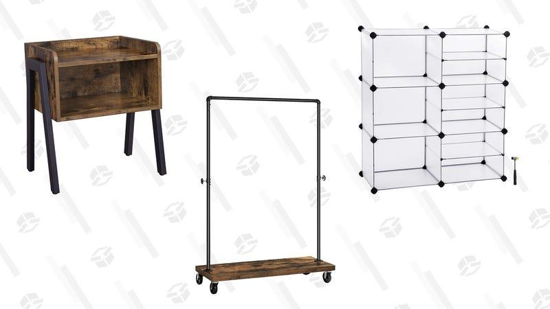 Home Storage Gold Box | Amazon