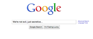 Illustration for article titled Google Fires An Average Of Two People Per Month For Leaking Company Secrets?