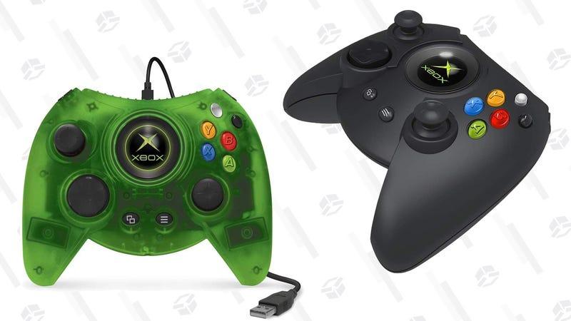 Hyperkin The Duke Xbox One/PC Controller (Black) | $48 | Amazon | Clip the couponHyperkin The Duke Xbox One/PC Controller (Green) | $50 | Amazon