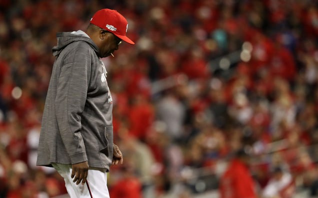 The Seventh Inning Of Dodgers-Nationals Was Insane And Made Me …