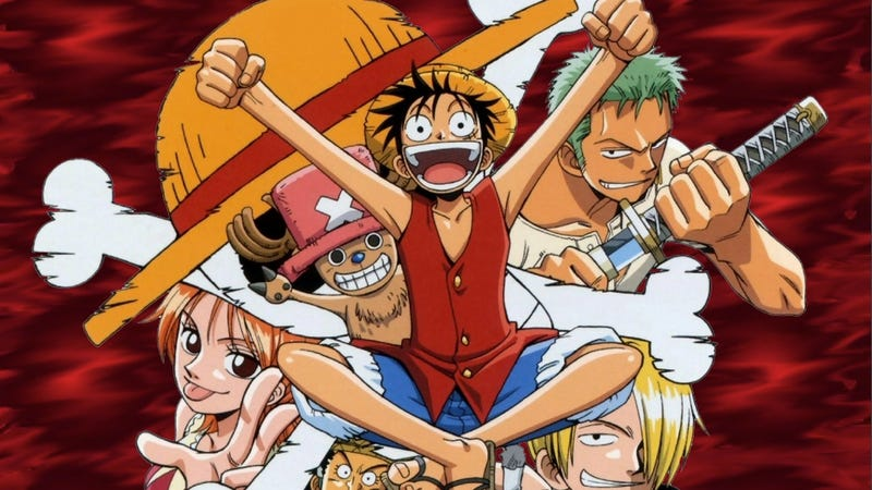 Illustration for article titled Remember That Chinese One Piece Theme Park? Well, It's a Rip-Off.