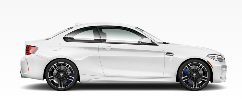 Pictured: Regular BMW M2 Coupe