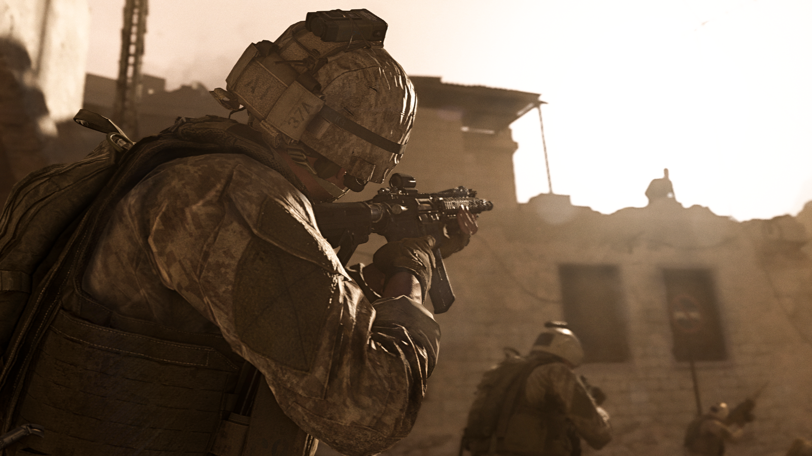 Extra 'Realism' Makes For A Slow-Paced Modern Warfare Beta