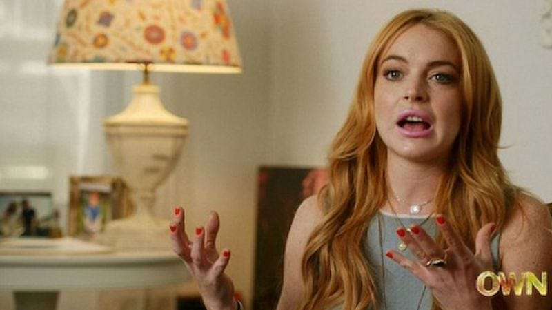 Illustration for article titled Lindsay Lohan sues over awful Grand Theft Auto character she says is clearly based on her