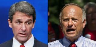 Ken Cuccinelli (Mandel Ngan/AFP/Getty Images); Steve King (Drew Angerer/Getty Images)