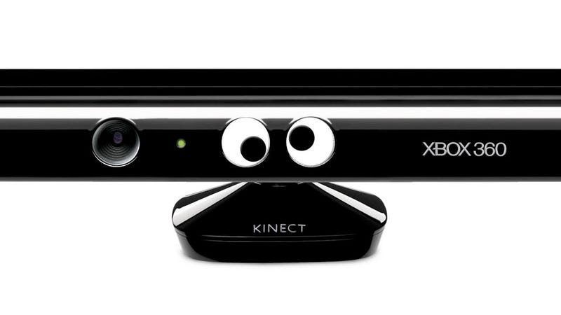 Illustration for article titled Kinect Googly Eyes, Crimson Alliance, Kinect Me and More Outed By Aussie Ratings