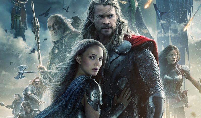 Illustration for article titled La razón absurda por la que uno de los personajes más importantes de Thor no está en su nueva película
