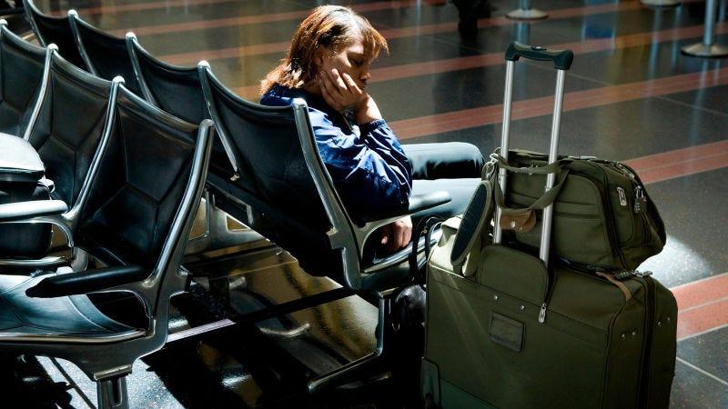 Illustration for article titled Cómo obtener un reembolso en vuelos donde compraste un billete no reembolsable