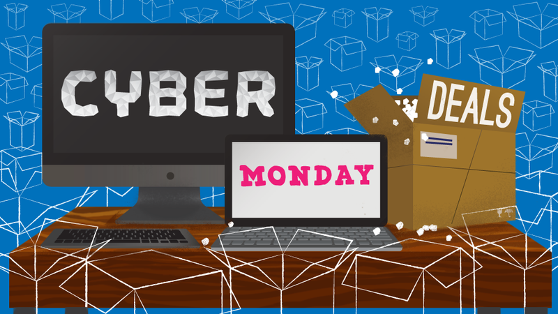 Illustration for article titled The Best Cyber Monday Deals