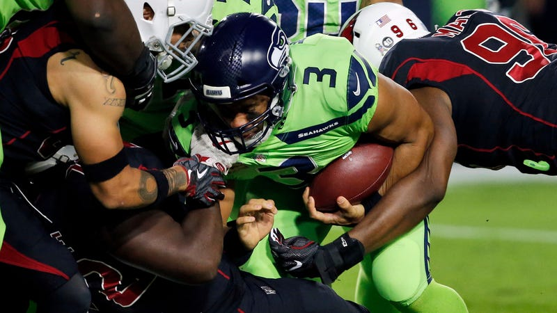 National Football League  reviewing whether Seahawks followed concussion protocol