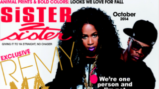 The October 2014 edition of Sister2Sister magazineScreenshot