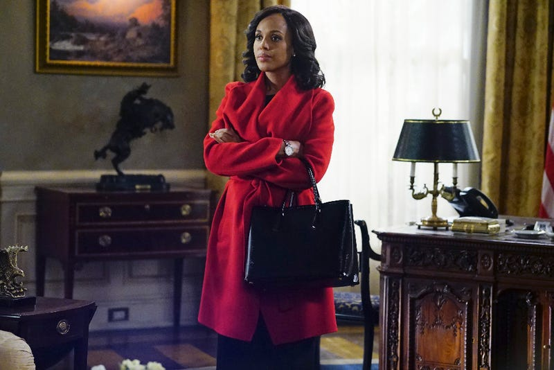 Kerry Washington as Olivia Pope in Scandal (Richard Cartwright/ABC)