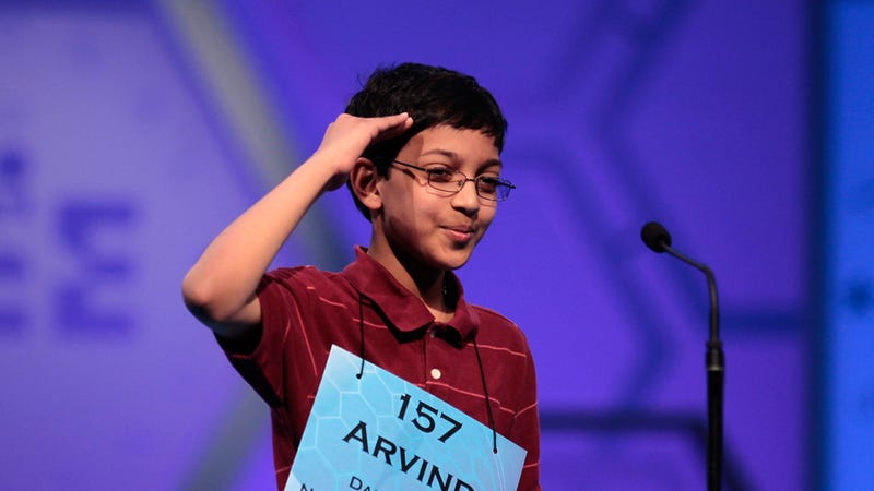 Illustration for article titled Queens-Based Spelling Wunderkind Has One Last Shot at the National Bee