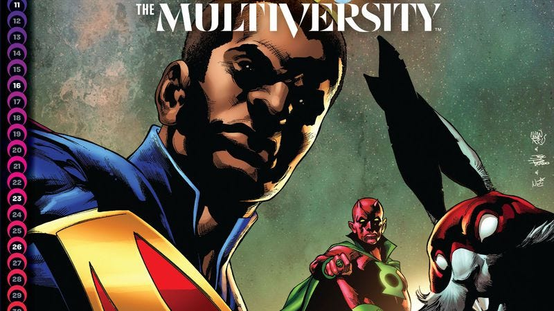 Illustration for article titled New releases include Multiversity, The Fade Out, & Little Nemo