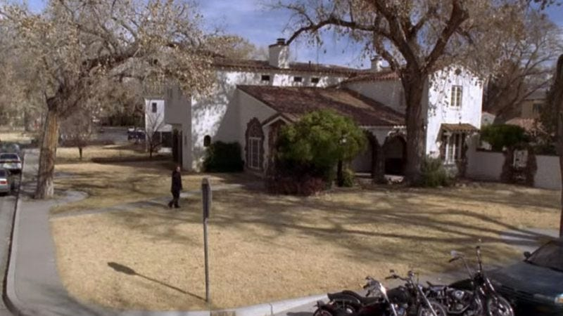Illustration for article titled Jesse Pinkman's house from Breaking Bad is for sale