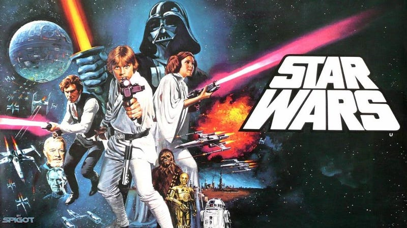 Illustration for article titled How Star Wars Shaped My Childhood