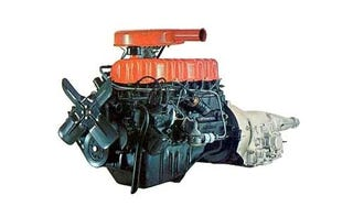 Illustration for article titled Engine Of The Day: Ford Thriftpower Six