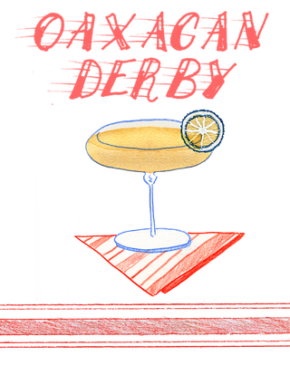 Illustration for article titled How to MakeThe Oaxacan Derby,a First-Place Mezcal Cocktail