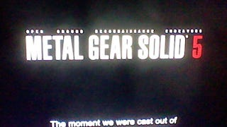 Illustration for article titled Konami Shoots Down Metal Gear Solid 5 Rumors