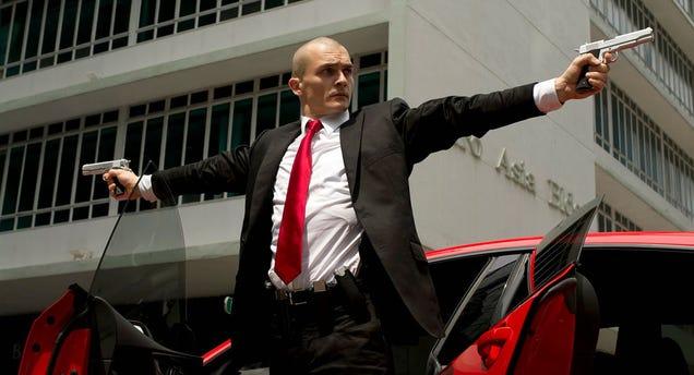 Así es el nuevo tráiler de Agent 47, la nueva película basada en Hitman