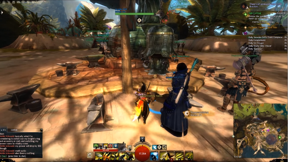 Guild Wars 2 Developers Criticized For Technique Used To Suspend