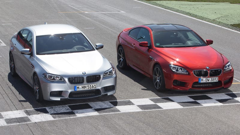 Illustration for article titled More Of BMW's M Cars Could Get All-Wheel Drive