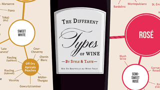 Illustration for article titled This Infographic Shows Wines by Style and Taste
