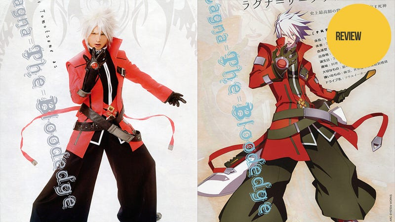 Illustration for article titled The BlazBlue Live-Action Play is Far Better than the Anime