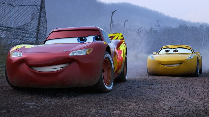 The formulaic Cars 3 may be the the clunkiest jalopy on the