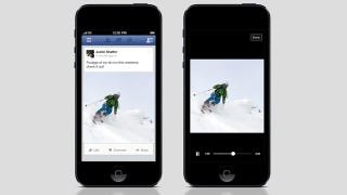 Illustration for article titled Facebook Is Testing an Auto-Play Video Function to Save Your Clicks