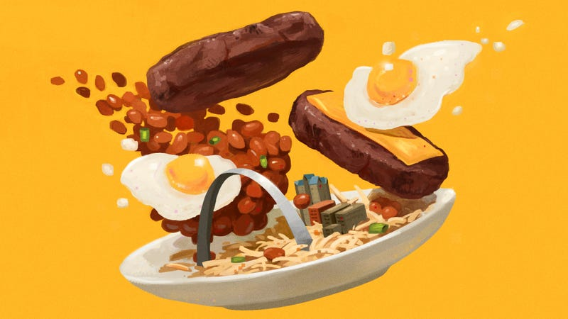 Illustration for article titled The St. Louis Slinger is a hot mess