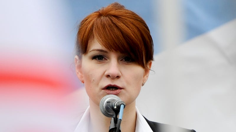 Illustration for article titled Maria Butina Made a Republican Operative Do Her Homework, Maintained 4.0 GPA