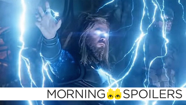 Updates from Thor: Love and Thunder, Aquaman 2, and More