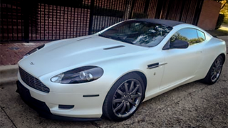 Illustration for article titled You Can Buy This Stunning Aston Martin DB9 For The Price Of A Used SUV