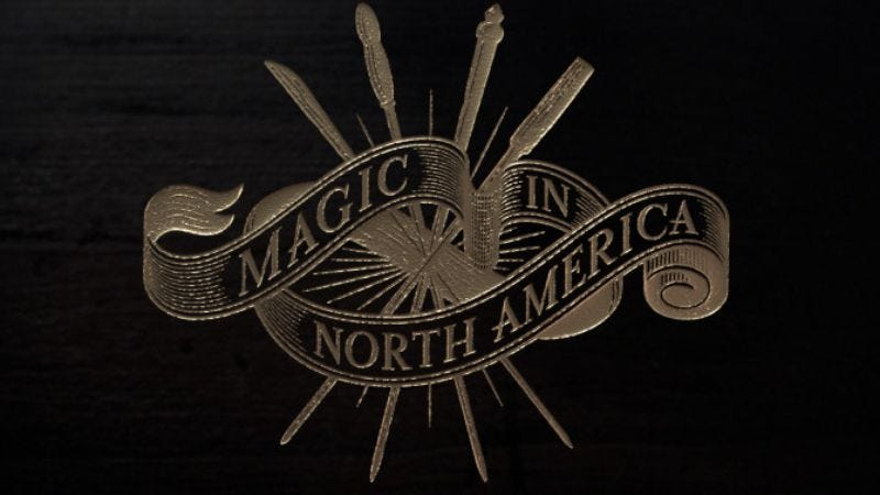 Illustration for article titled J.K. Rowling to reveal history of North American magic with new online stories