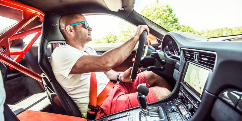 Illustration for article titled Chris Harris Says If You Can Buy a 911 GT3 RS, Do It