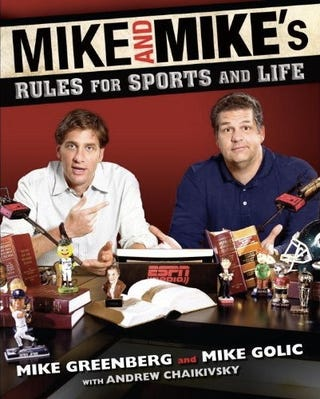 """Illustration for article titled New Mike And Mike Book """"Enthralling,"""" """"Humanizes A Downtrodden, Long-Suffering People,"""" Per Amazon"""