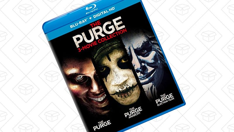 The Purge: 3-Movie Collection | $16 | Amazon
