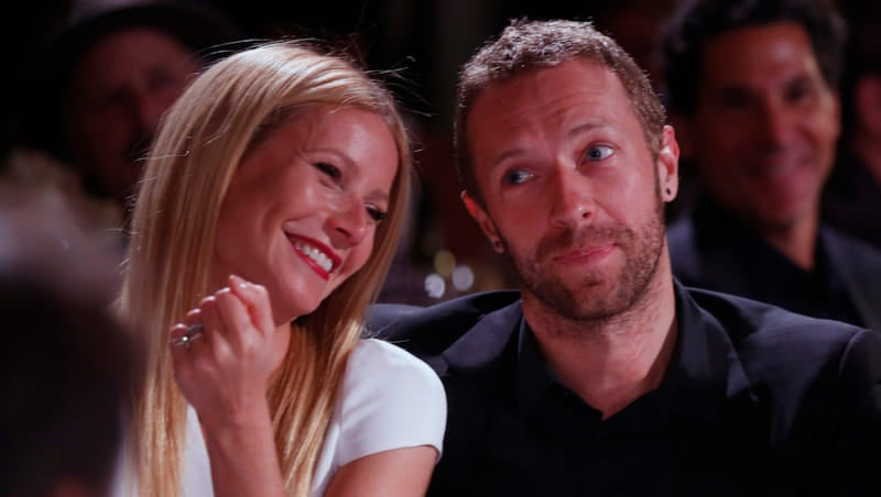 gwyneth paltrow and chris martin are finally  actually la courthouse west Attorney's Office