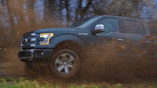 1,000 Hard Miles In The Most Expensive 2015 Ford F-150: What We Learned